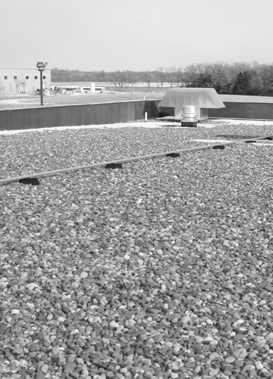 Tapered Roofs - Granite City Roofing, Inc.